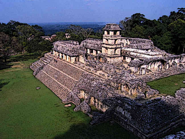 Mayan Collapse