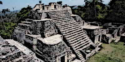 Mayan Ruins Questions and Answers