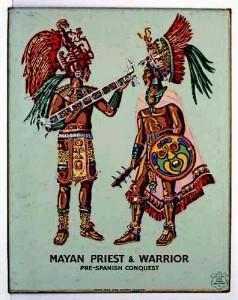 Mayan-War-Priest