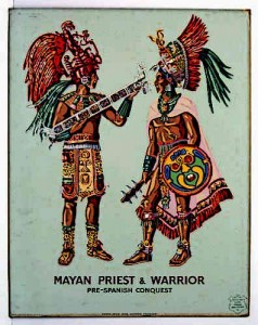 Mayan-War-Priest