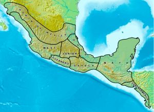 Mesoamerica and its cultural areas